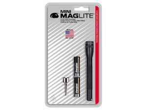 Maglite M3A016 Black Mini Flashlights