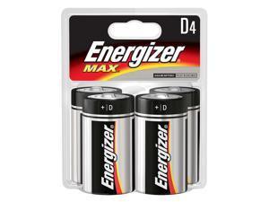Energizer E95BP-4 4 Pack D Energizer® Max® Alkaline Batteries