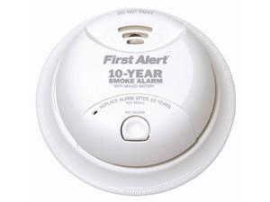First Alert Smoke Alarm with Lithium Battery