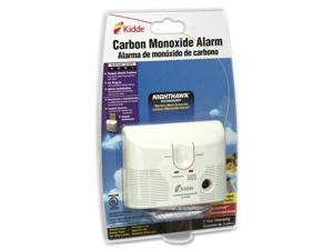 Kidde 21006137 Tamper Resistant Plug In Carbon Monoxide Alarm With Battery Backup