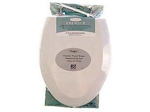 Mayfair 144ACP-000 Elongated Enameled Wood Toilet Seat
