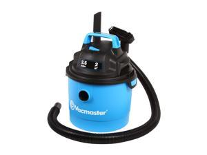 Cleva Vacmaster VOM205P 2.5 Gallon 1.75 HP Portable Wet Dry Vacuum