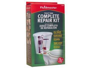 Fluidmaster 400AK Toilet Tank Complete Repair Kit