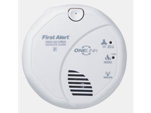 First Alert SC0501CN-3ST OneLink™ Enabled Smoke & Carbon Monoxide Alarm