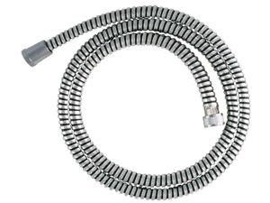 "LDR 520-2400C 72"" Chrome Replacement Shower Hose"
