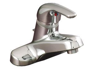 LDR 952-22305CP Exquisite Single Handle Lavatory Faucet