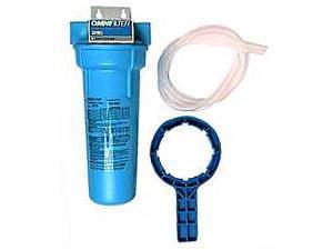 Omnifilter SFM2-S-05 Undersink Chemical/Taste/Odor Water Filtration System