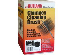 "Rutland 16406 6"" Round Chimney Cleaning Brush"