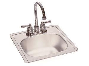 FHP FBS602N Stainless Steel Bar Sink