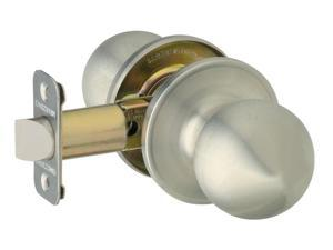 Dexter J10VCNA630 Satin Stainless Steel Corona Passage Door Knobs