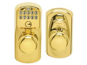 Schlage FE595VPLY505PLY Keypad Entry With Flex Lock