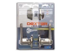 Dexter JC60VJ54LAS619 LaSalle Keyed Entry Lever & Deadbolt Combo