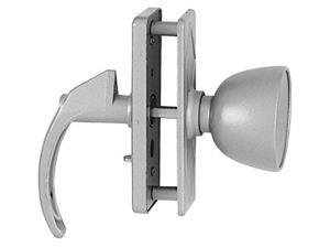 Stanley Hardware 748258 Aluminum Screen & Storm Door Latch Knob