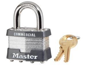 Master Lock 1KA 2190 No. 1 Laminated Padlock