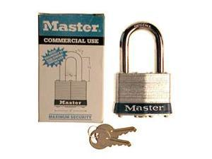 "Master Lock 5UPLF 1-1/2"" Shackle Universal Pin Long Shank Padlock"