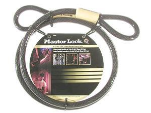 Master Lock 79DPF Heavy Duty Cable With Looped Ends