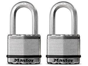"""Master Lock M5XTLFHC 2 Count 2"""" Magnum® Padlock"""