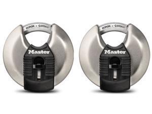 """Master Lock M40XTHC 2 Count 2-3/4"""" Magnum® Disc Lock"""