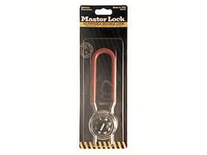 Master Lock 1517D Long Shackle Combination Padlock