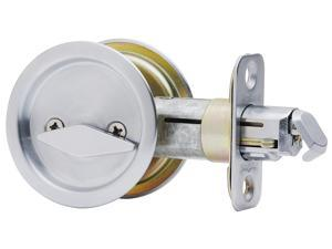 Kwikset 93350-024 Pocket Door Privacy Lock
