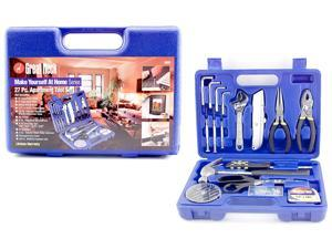 Great Neck 96601 27 Piece Apartment Tool Set