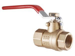 "LDR 022-2235 1"" IPS Full Port Low Lead Ball Valve"