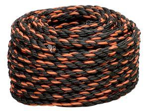 "The Lehigh Group TR250HD 1/2"" x 50' Twisted Polypropylene California Truck Rope"