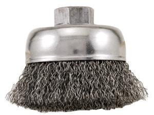"Vermont American 16831 3"" Industrial Cup Wire Brush"