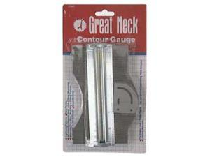 Great Neck CG6C Contour Gauge