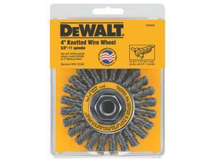 """Dewalt DW4930 4""""  Wire Wheel"""