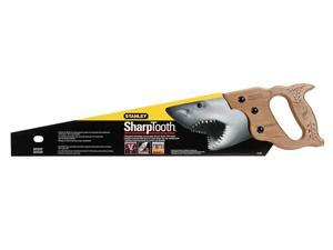 """Stanley Hand Tools 15-085 15"""" 9 TPI SharpTooth™ Hand Saws"""