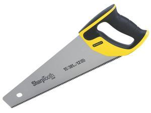 "Stanley Hand Tools 20-526 15"" 12 TPI SharpTooth™ Hand Saw"