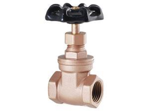"LDR 022-1117 1-1/2"" Heavy Duty Low Lead Gate Valve"
