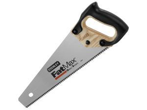 "Stanley Hand Tools 20-045 15"" 9 TPI FatMax® Panel Hand Saw"