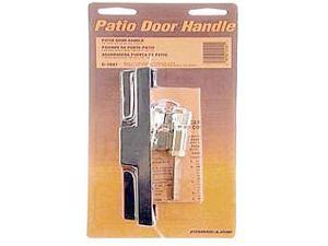 PRIME LINE PRODUCTS Sliding Glass Door Pull With Locking Unit