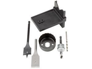 "Vermont American 18331 2-1/8"" Complete Lock Installation Kit"