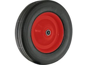 "Shepherd 9636 8"" X 1-3/4"" Metal Hub Semi Pneumatic Rubber Tire"