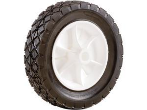"Shepherd 9596 10"" X 1-3/4"" Metal Hub Semi Pneumatic Rubber Tire"