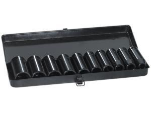 "Campbell Hausfield TL1031 11 Piece 1/2"" Metric Socket Set"