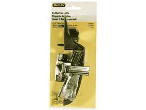STANLEY NATIONAL HARDWARE Black Screen & Storm Door Pushbutton Latches