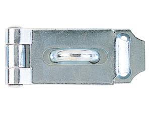 "Stanley Hardware 755610 7-1/2"" Galvanized Heavy Duty Hinge Hasps"