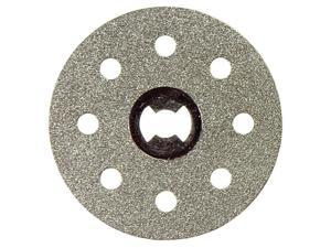 "Dremel EZ545 1-1/2"" EZ Lock™ Diamond Wheel"