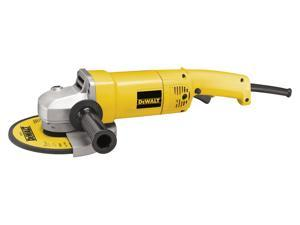 "Dewalt DW840 7"" Medium Heavy-Duty Angled Grinder"