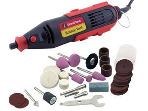 Great Neck 80134 36 Piece Rotary Tool Set