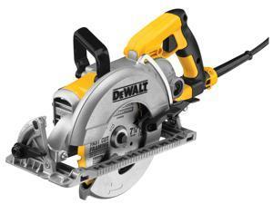 """Dewalt DWS535 7-1/4"""" Worm Drive Circular Saw"""