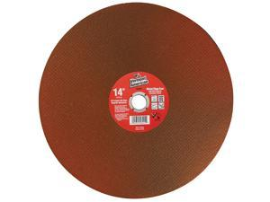 "Vermont American 28045 14"" High Performance Abrasive Wheels For Cutting Steel"