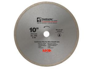 "MK Diamond 167031 10"" Contractor™ Diamond Blade"
