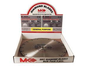 "MK Diamond 167483 14"" Contractor Plus™ Diamond Blade"