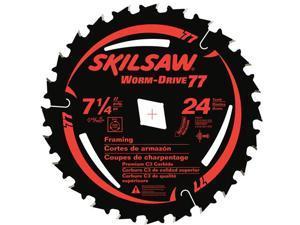 "Skil 76924B25 7-1/4"" Premium Carbide Worm Drive Blade"