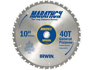 """Irwin Marathon 14053 8-1/4"""" 40T Marathon® Miter & Table Saw Blades"""